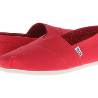 BOBS from SKECHERS Bobs Plush - Peace and Love Red - Zappos.com Free Shipping BOTH Ways