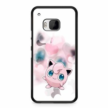 Pokemon Jigglypuff 2 HTC M9 Case