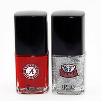 Rumble Cosmetics University of Alabama Crimson Tide Crimson & Tide Nai