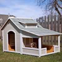 Savannah Dog House by Precision Outback