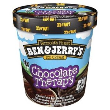 Ben & Jerry's Chocolate Therapy Ice Cream 16oz