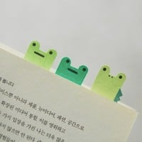 Frog Index Sticky Note