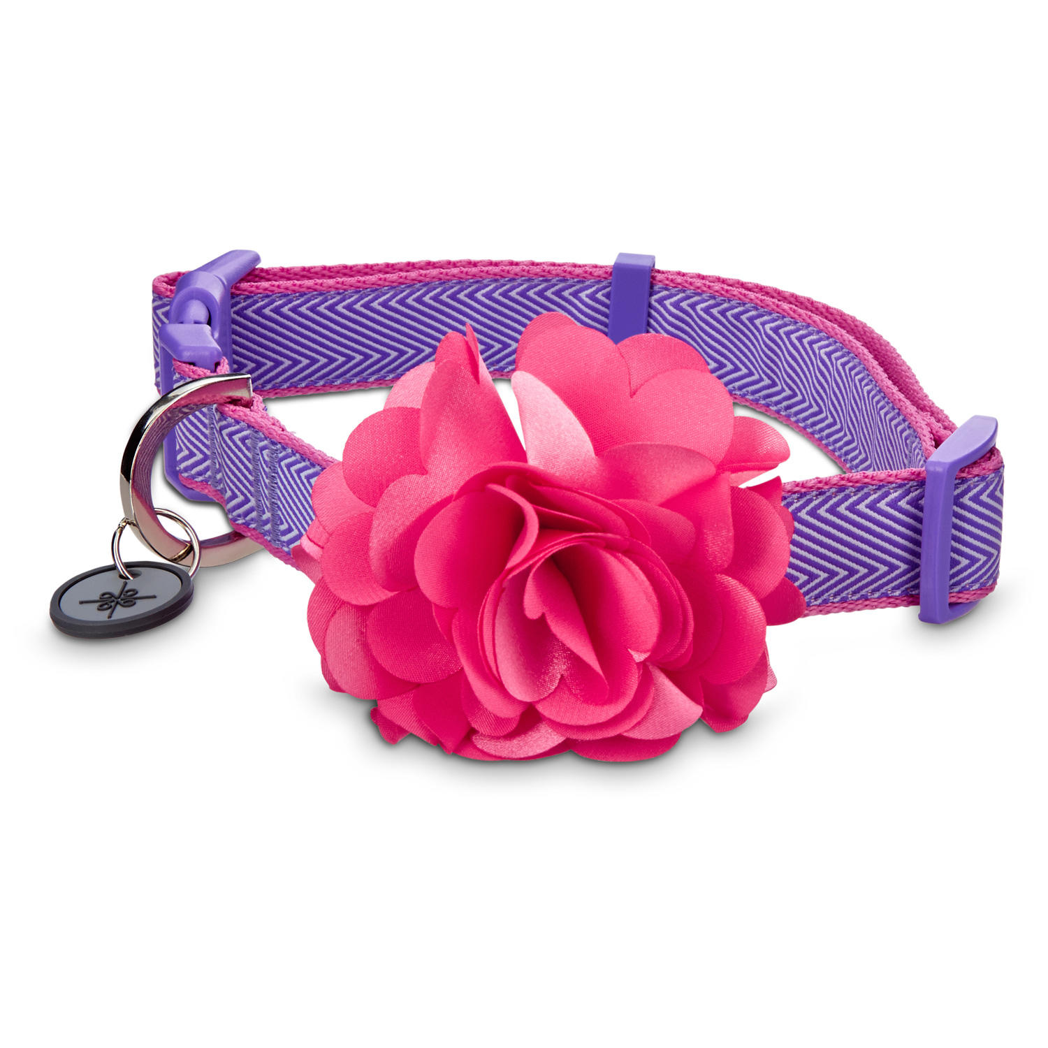 Good2go flower dog collar from petco dhlflorist Choice Image
