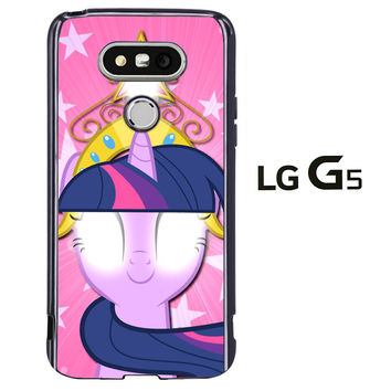 Cartoon My Little Pony Pink LG G5 Case