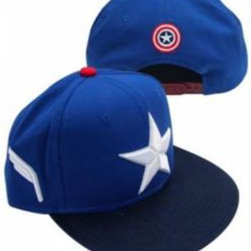 Avengers Age Of Ultron Baseball Hat - Age Of America