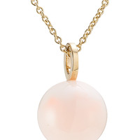 Sophie Bille Brahe - 14kt Yellow Gold Necklace with Akoya Pearl