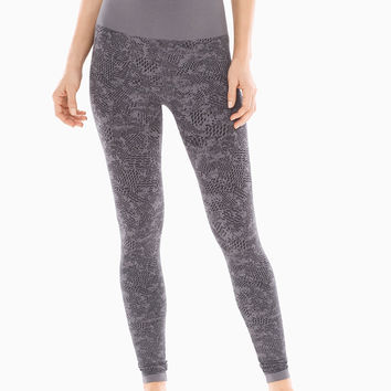 Soma Slimming Printed Leggings