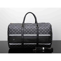 Day-First™ LV Women Leather Luggage Travel Bags Tote Handbag I-MYJSY-BB