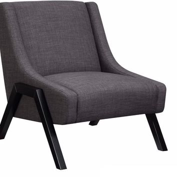 Belle Accent Chair GREY - CLEARANCE