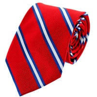 Tok Tok Designs Men's Necktie (N61, 100% Silk)