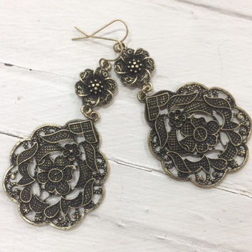 Laced Earring