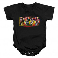 KISS Stage Logo Bodysuit - Children - Rockabilia