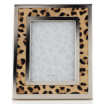 Leopard Frame | Photo Frames | Home Accents | Decor | Z Gallerie