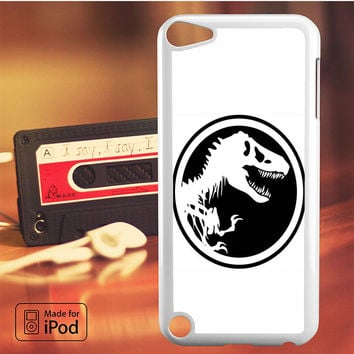 Jurassic Park Dinosaur T-Rex Face iPod Touch 4 5 6 Case Cover