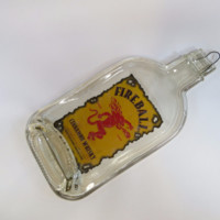 Fireball Cinnamon Whisky Slumped Bottle Tray