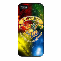 Halloween Harry Potter Hogwarts In Galaxy iPhone 5s Case