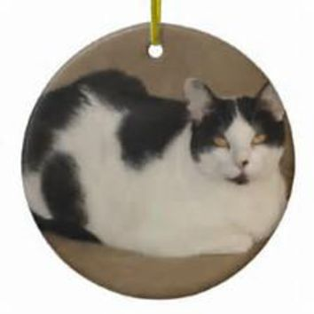 Personalize Your Own Cat/Dog Christmas Ornament