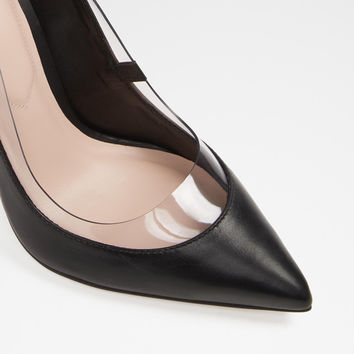 Elsinger Black Women's Pumps | Aldoshoes.com US
