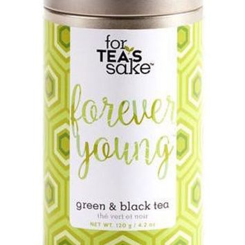 Forever Young Tea - Green and Black Loose Leaf Tea