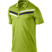 Nike Sport Men's Double Stripe Short Sleeve Polo at Golf Galaxy