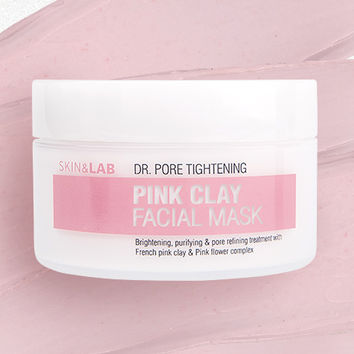 SKIN&LAB | Pink Clay Facial Mask