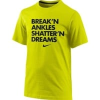 Nike Boys' Basketball Verbiage Graphic T-Shirt - Dick's Sporting Goods