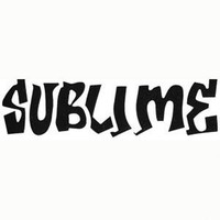 Sublime Peel & Rub Sticker