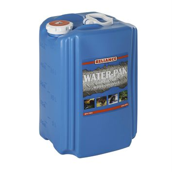 Reliance Aqua-Pak Water Container 5 Gallon