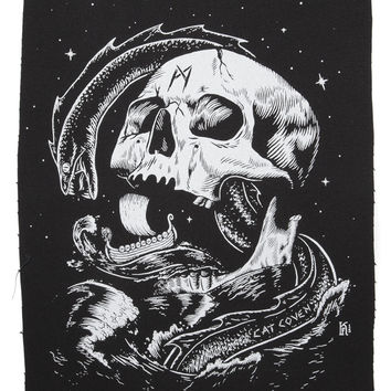 Midgard Fabric Back Patch