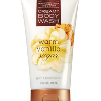 Creamy Body Wash Warm Vanilla Sugar