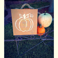 Happy Fall Y'all! Sign- Fall Decor Sign- Sale!!!