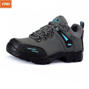 TFO Women Hiking Shoes Boots Camping Climbing Shoes Woman Outdoor Sneakers Breathable Mountain  Waterproof Shoes 844542