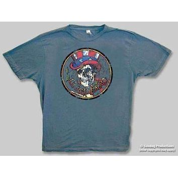 Grateful Dead Psycle Sam Vintage Mens Tee Shirt