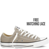Converse - Chuck Taylor Fresh Colors - Low - Old Silver