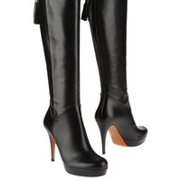 Gucci Women - Footwear - High-heeled boots Gucci on YOOX