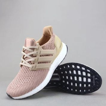 Adidas Ultra Boost 4.0 Women Men Fashion Casual Sneakers Sport Shoes-1
