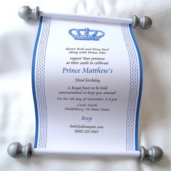 best prince baby shower products on wanelo, Baby shower invitations