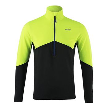 Breathable Running Jacket Men High Collar Windproof Quick Drying Outdoors Sports Jogger Jogging Coat
