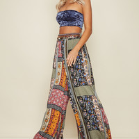 Woodstock On My Mind Pants Black