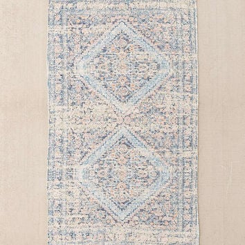 Zoe Printed Rug | Urban Outfitters
