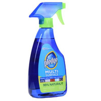 Johnson S C Inc 70312 Pledge Multisurface Cleaner 801667 Clean Citrus Scent, 16OZ