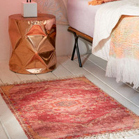 Zelda Kilim Print Chenille Rug | Urban Outfitters