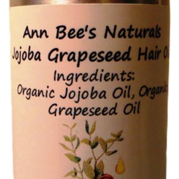Jojoba Grapeseed Hair Oil
