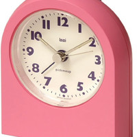 "0-009134>4""h Pick-Me-Up Alarm Clock Pink"