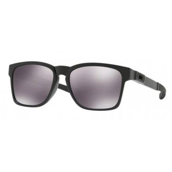 Occhiali da sole OAKLEY CATALYST 9272-24 Black Prizm Iridium