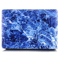 "Marble Pattern Rubberized Hard Cover Case for MacBook 12 / Air 11 13 11.6 13.3 / Pro 15 13inch 13"" Retina 13.3 15.4 Laptop Cover"