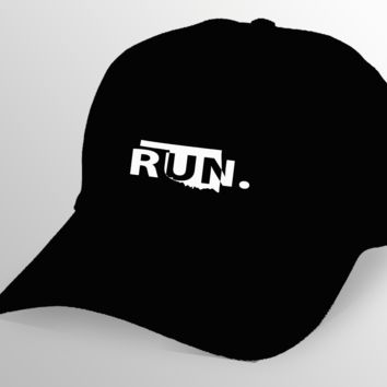 Oklahoma RUN. Cap