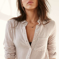 BDG York Button-Down Shirt - Urban Outfitters