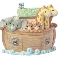 """Overflowing With Love"" Noah's Ark Porcelain Night Light"