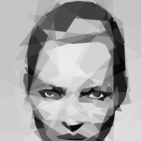 Kate Moss - III Art Print by Three of the Possessed | Society6